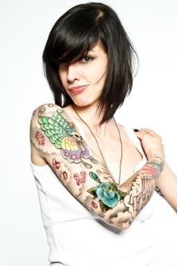 Tattoos: Die Guten, die Schlechten und die Unebenen