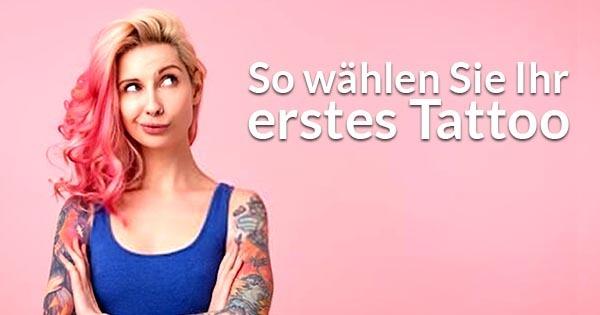So wählen Sie Ihr erstes Tattoo Studio Pattos Keppos