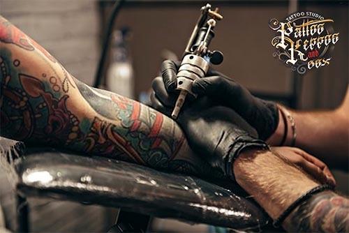 So wählen Sie Ihr erstes Tattoo - Tattoo Studio Wien Pattos Kep
