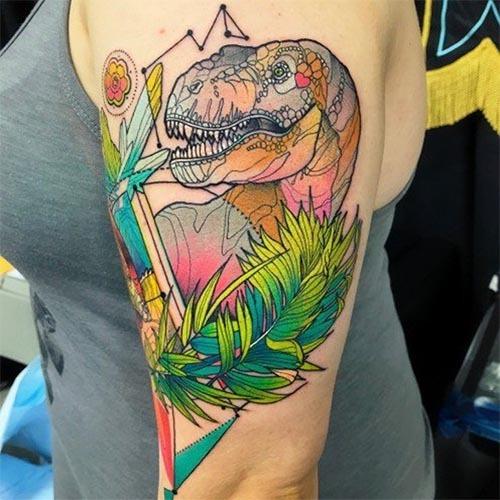 Wie du den Look deines Tattoos aufrecht erhältst und Verblassen