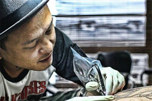 Wie man seinen Tattookünstler auswählt Wien Vienna Tattoo Stud