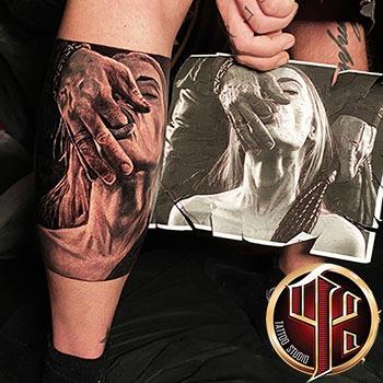 BDSM Tattoo ous Tattoo Studio Pattos Keppos Wien Vienna - post
