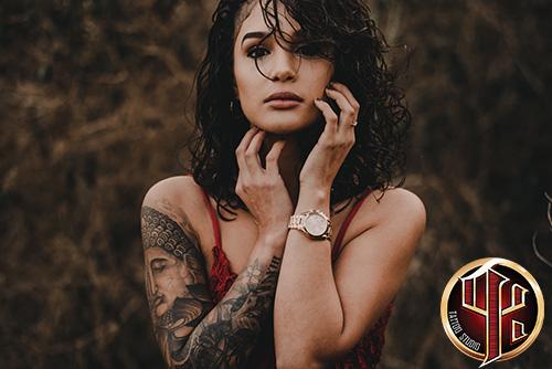 Rippen frauen tattoos 130 Most
